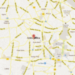 Addis by maps